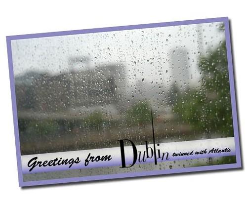 greetings from dublin