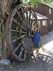 Joyce (Greta Mobile) Tags: easternsierras july2007 lundylakelodge