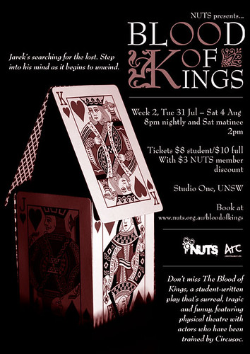 'The Blood of Kings' poster
