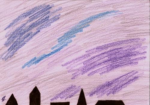 Clouds 7th sketch