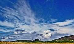 connemara sky (kliffklegg) Tags: ireland sky irish galway eire connemara clifden cleggan kliffklegg