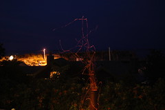 Chimenea twilight Gull Cove (Steweyclaire) Tags: vacation flickr rockport chimenea gullcove rockportma gullcovehouse