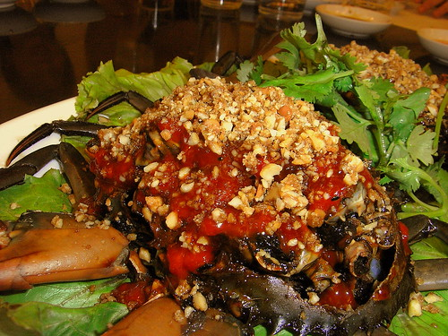 Teochew Preserved Crab