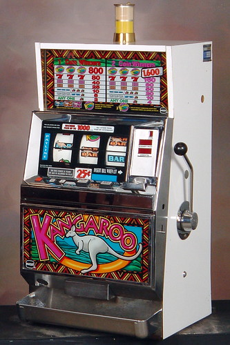 KANGAROO REEL SLOT MACHINE