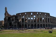 Colosseo(古羅馬競技場)外觀