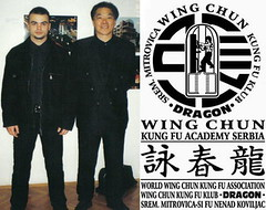 William Cheung & Nenad Koviljac (sifunenad) Tags: si serbia wing master chun fu nenad cheung mitrovica sremska koviljac