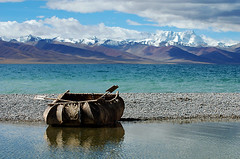 Namtso Lake (divya babu) Tags: tibet soe namtsolake rrb nikond80 diamondclassphotographer highestlakeintheworld ysplix