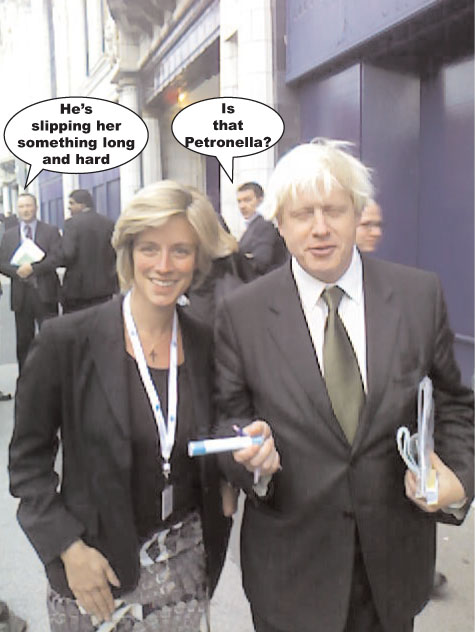 Boris 'n' Charlotte