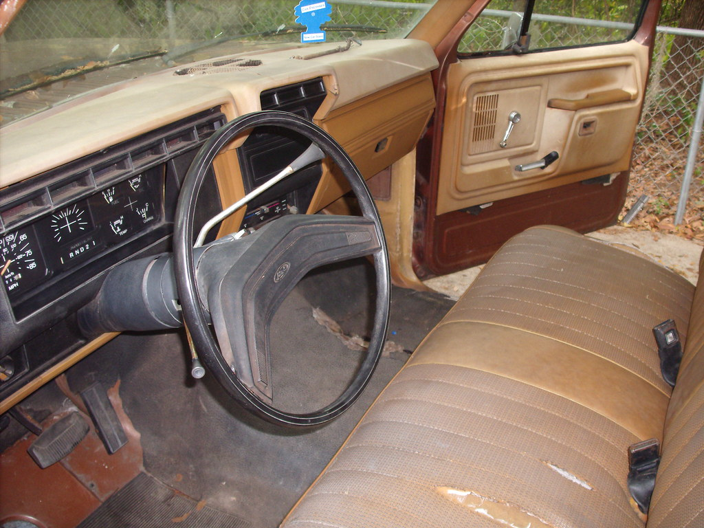 The Worlds Most Recently Posted Photos Of 1980 And Ranger Flickr Ford Courier Interior Original Fordzilla80 Tags F100 Lariat Rangerlariat