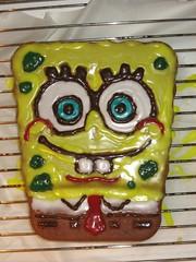 Spongebobkuchen