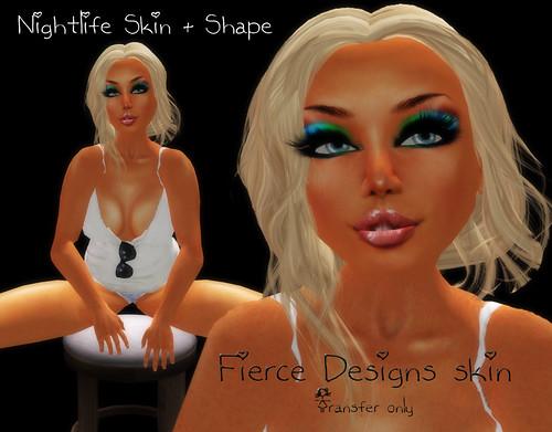 nightlife skin ad