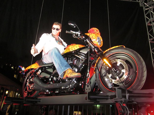 Jack Armstrong, Cosmic Starship, Harley Davidson for sale $1 Million Dollars