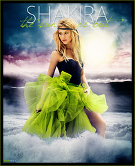 Shakira - The sun comes out (netmen!) Tags: sun out comes shakira loca blend waka the netmen