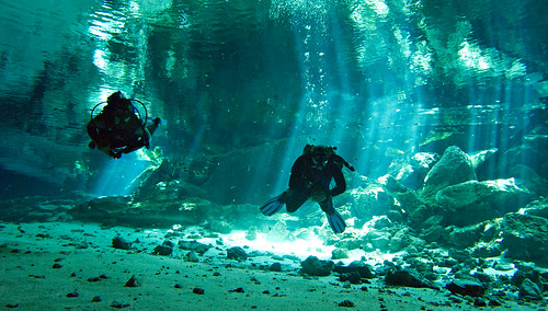 Cenote Dos Ojos 08