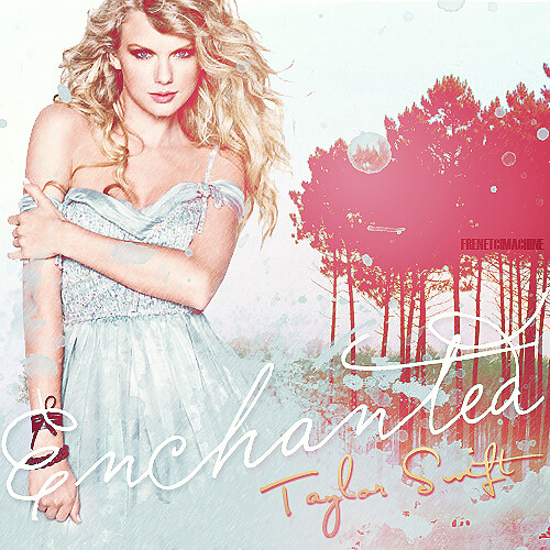 Harper Gallery Taylor Swift Enchanted