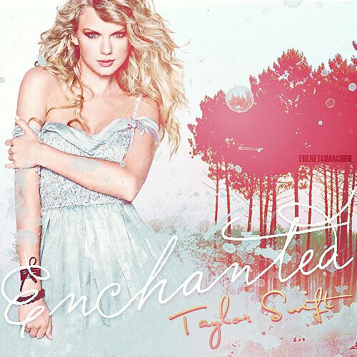 Harper Gallery Taylor Swift Enchanted