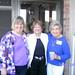 Martha Jenks, Sherry Mills, Gloria Calloway