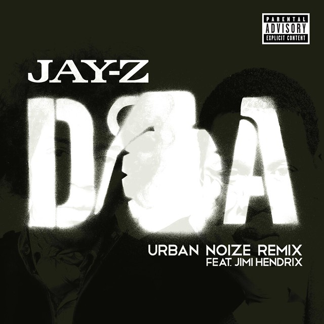 Jay-Z & Jimi Hendrix - D.O.A. (Death Of Auto-Tune) [Urban Noize Remix] by Harrison T | Photography. Design