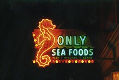 Only Sea Foods, Vancouver, BC, copyright Maurice Jassak