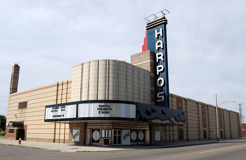 Harpos music theatre, Detroit (no image available for Dec. 8, 2011 fire)