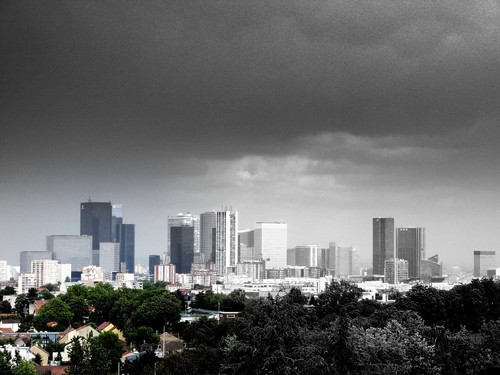 Storm on the City