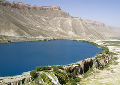 Band-e Amir (Chiels) Tags: afghanistan geotagged bamiyan bandeamir 20070629