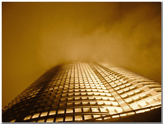 () Tags: sky building tower japan sepia clouds tokyo roppongi coolest flickrsbest anglesanglesangles