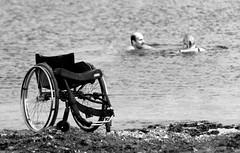 Первым дайвером-инвалидом программы стал Олег Александрович Прохоров, председатель правления спортивного клуба инвалидов «Одесса-Баскет».
