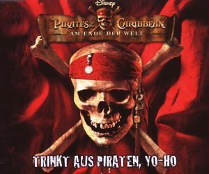 Hans Zimmer - Trinkt Aus Piraten, Yoho