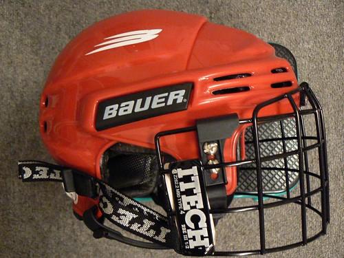 Itech Street Hockey Mask Hockey Mask College Girls Hockey