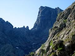 Col au-dessus de Laoscella Soprana : Paglia Orba, brèche des Géologues et Grande Barrière