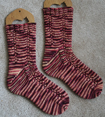 Southwestern Socks 072907
