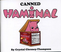 Canned Haminal book