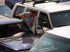 kfd car parkinglot repair transportation smnotchecked