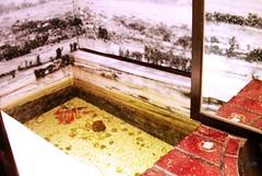 紅樓的古色廁所