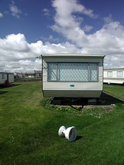 Newbiggin-by-the-Sea Caravan site