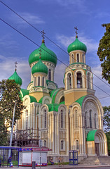 Romanov church in Vilnius - by ** Maurice **