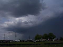 Storm Clouds (scheuringdesign) Tags: cloud storm weather clouds kodak kansas thunderstorm storms severe thunderstorms severeweather olathe c340 kansasthunderstorm kansasthunderstorms