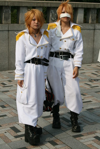 Gothic Lolitas, Harajuku
