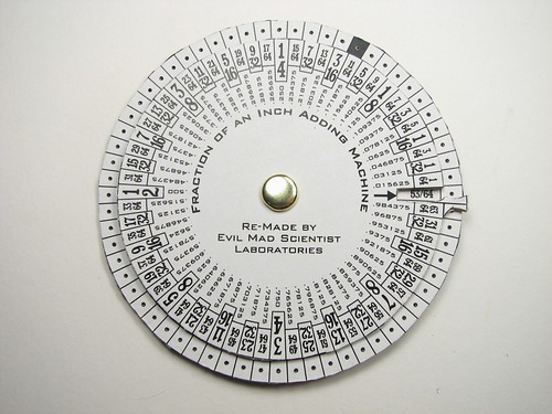 EMSL Adding Machine