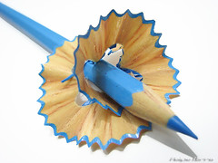 My favourite color (FelipeTerra) Tags: blue color azul pencil lpis 50faves 10faves abigfave colorphotoaward