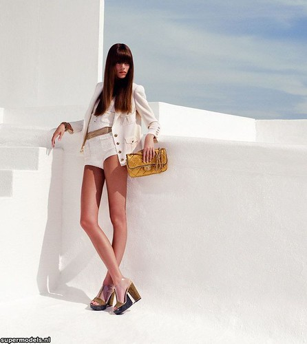 freja beha chanel. Freja Beha Erichsen for Chanel