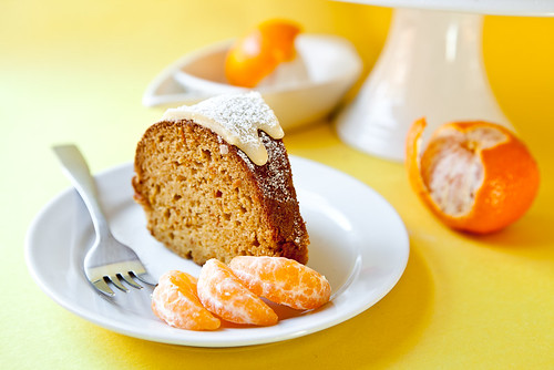 Candied Clementine Cake