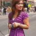 KCAL reporter Rachel Kim