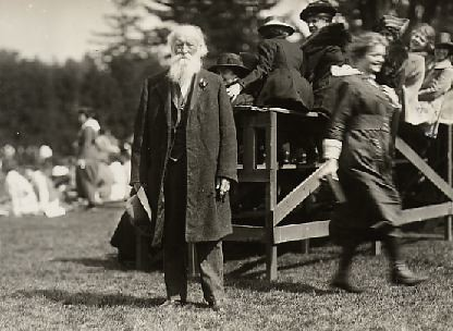 John Burroughs celebrates Founder's Day 1919