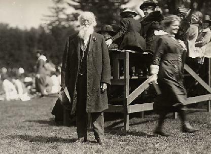 John Burroughs celebrates Founder's Day 1919
