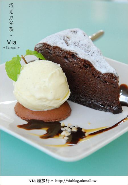 【台中甜點】巧克力任務》CMP BLOCK台中人文美學生活特區34