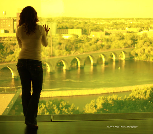 Graci at the Guthrie Theater