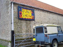 quilt show barn