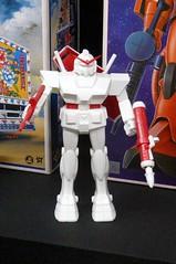 Gundam Plastoc model (osabori) Tags: gumpla shizuokahobbyfair gundamplastocmodel